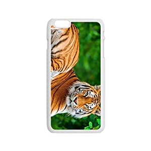 Tiger Hight Quality Plastic Case for Iphone 6 by lolosakes