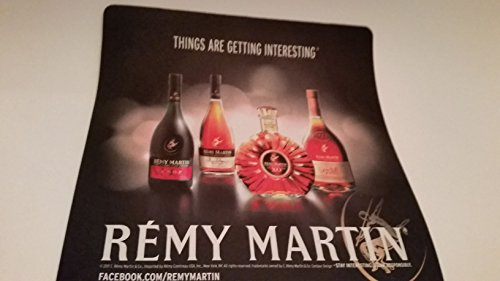 large-remy-martin-cognac-mouse-pad-beautiful-4-different-bottles-preowned