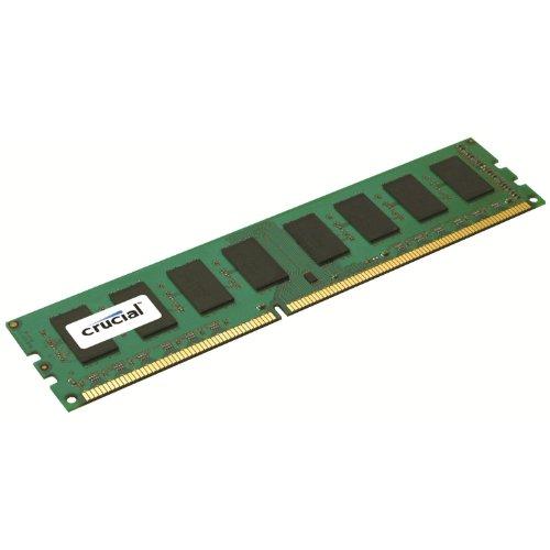 Crucial 8GB (2 x 4GB) 240-Pin DDR3 SDRAM DDR3 1333 (PC3 10600) Desktop Memory Model (CT2KIT51264BA1339)