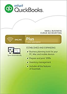 QuickBooks Online Plus 2016 Small Business Accounting (PC/Mac)