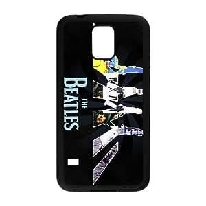 The Beatles 001 Samsung Galaxy S5 Cell Phone Case Black TPU Phone CaseRV_734516