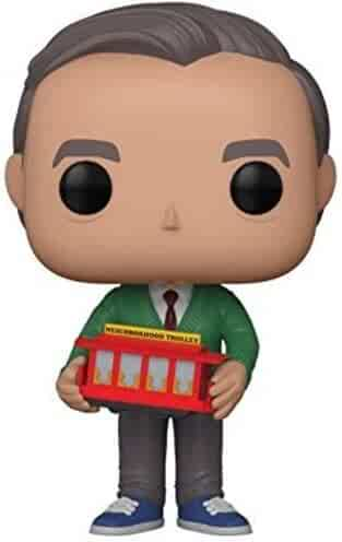 Funko Pop TV Mr Rogers Collectible Figure, Multicolor