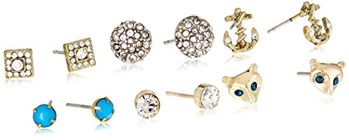 Funky Fish Stud Earrings for Women (Multicolor) (I-687_J7297473315813)