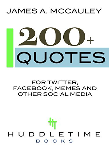 Amazon.com: 200+ Quotes for Twitter, Facebook, Memes, and ...