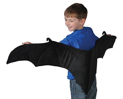 Rinco Products Vampire Bat Plush Costume Wings