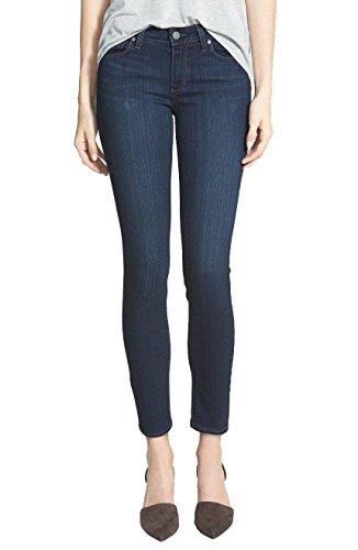 PAIGE Denim Transcend Verdugo Ankle Ultra Skinny Jeans, Cameron, 23