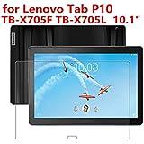 Prime Retail Lenovo Tab P10 10.1 inch X705 Tempered,Tempered Glass for Lenovo Tab P10 10.1 inch X705