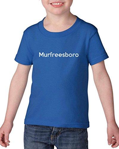 Ugo Murfreesboro TN Tennessee Flag Nashville Map Tigers Home Tennessee State University Heavy Cotton Toddler Kids T-Shirt - Tn Murfreesboro Stores
