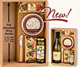 Cheese and Olives Wine Gift Pack (Bottle not included) - Give a Wine Gift in Style