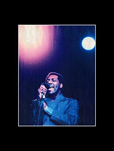 (Stick It On Your Wall Otis Redding - Monterey June 1967 Mini Poster - 40.5x30.5cm)