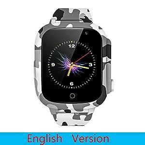Relojes Inteligentes Smart Watch Kids GPS WiFi 600Mah ...