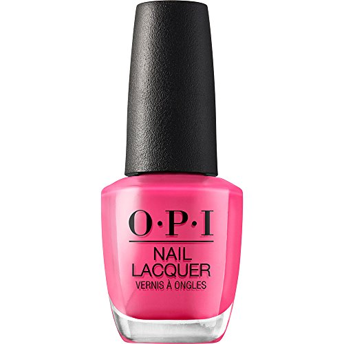 OPI Nail Lacquer, Kiss Me on My Tulips
