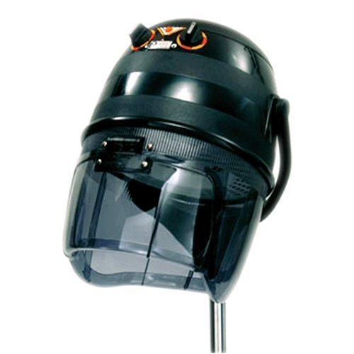 Hooded Hair Dryer Pibbs 514 Kwik Dri 1100W for Home and Salon Use