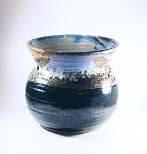 extra-large-cache-pot-for-indoor-or-outdoor-use-plant-or-flower-planter-handmade-stoneware-pottery