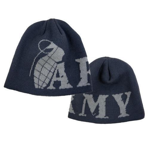 Army Grenade Knit Watch Cap Beanie ()