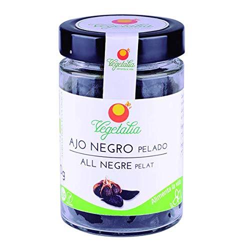 Vegetalia, Ajo en polvo (Negro ) – 200 gr.