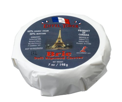 Eiffel Tower Canadian Baby Brie (7 ounce)