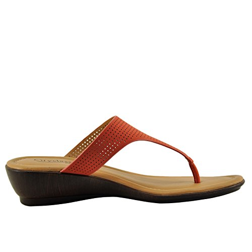 On Sandal Orange Melton T H Women's Strap Classified City Slip RF0qpp