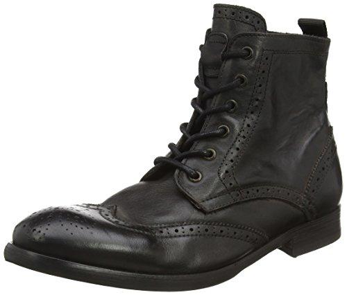 Hudson Simpson Calf - Botas Hombre Black (Black)