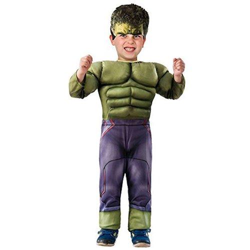 Avengers Hulk Small Toddler Halloween (Toddler Hulk Costume)