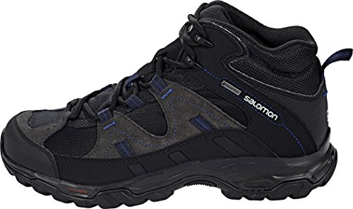 Navy GTX Outdoorschuhe Meadow Black blau Salomon Blazer Mid schwarz Phantom Wandern Herren wqTEvxFg