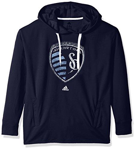 adidas Primary Logo Fleece Hood – DiZiSports Store
