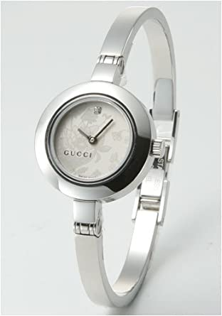 f6bddf9c359 GUCCI 105 Series Ladies Watch YA105507 Wrist Watch (Wristwatch)   Amazon.co.uk  Watches