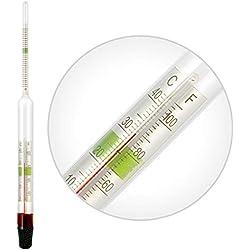 Taam ATA02971 Hydrometer/Thermometer for Aquarium