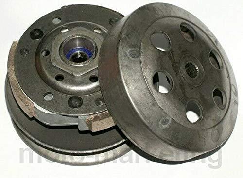 Unbranded WANDLER Kupplung S Glocke KIT Set KOMPLETT f/ür Honda BSV SJ 50 Bali 2T AF25 AF27 Zylinderkit