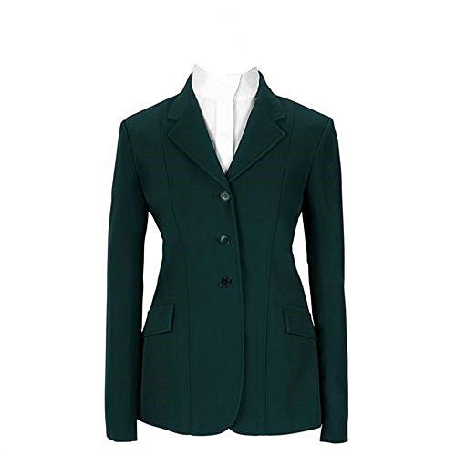 Tailored Sportsman Ladies Soft Shell Jacket (Hunter Green, 6R) ()