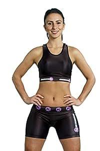 Kimurawear Womens Compression Sports Bra (Reg:$44.99)