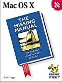 Mac Os X : The Missing Manual, Pogue, David, 0596004508