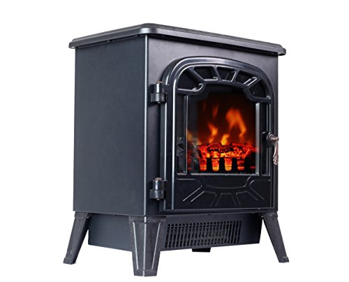 3G Plus Free Standing Electric Fireplace