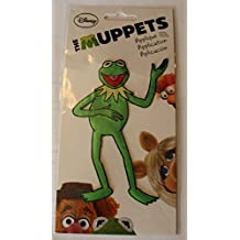 The Muppets Kermit the Frog Fabric Applique Iron-on Patch