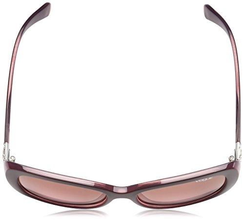 Vogue Lunettes de soleil 0Vo2943Sb Top Brown / Opal Pink, 55