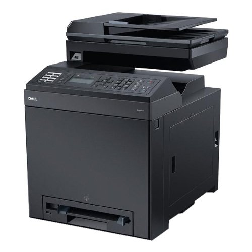 Dell 2155cn Multifunction Color Laser printer, which can ser
