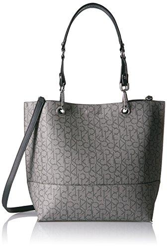 Calvin Klein Reversible Logo Tote Bag, Mink