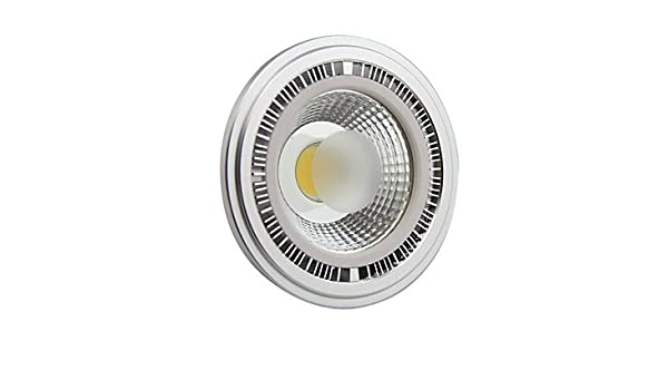 HJLHYL MND Focos Regulable AR GU10 10 W 1 COB 1000-1100LM LM 6000-6500K K Blanco Fresco AC 110-130 V - - Amazon.com