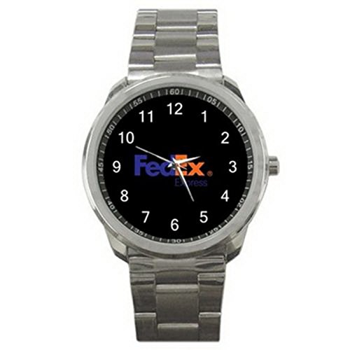 HSS167	FedEx Delivery Service Logo #A Sport Metal - Normal Delivery Times Fedex