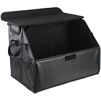 Amazon car trunk organizer for car suv auto truck home autoark multipurpose collapsible suvtrunk organizer car suv trunk storageak 063 solutioingenieria Gallery