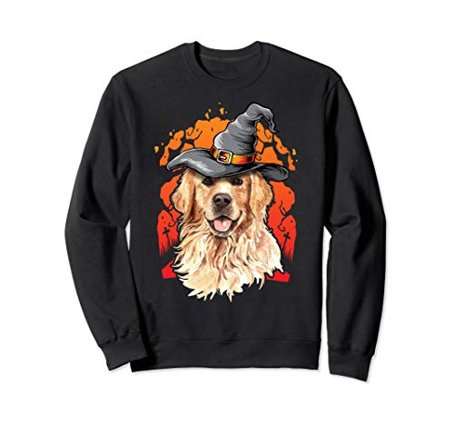 (Golden Retriever Halloween Costume Ideas Happy Halloweenie)
