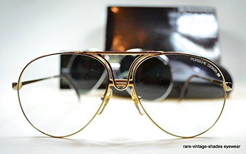 4f0586620f27 Porsche 8433a Classic Aviator Sunglasses