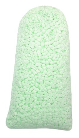 sendsupplies-1-bag-green-recycled-loose-fill-shipping-packing-peanuts