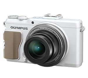 Olympus XZ-2 Digital Camera (White) - International Version (No Warranty)