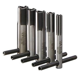 Weld-Aid Nozzle-Kleen 1X Tool, 1/4' Tip, 3/8' Diameter 1/4 Tip 3/8 Diameter Weld Aid Products Inc 007001