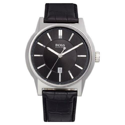 Hugo Boss Architecture Wristwatch Readability Noticeable