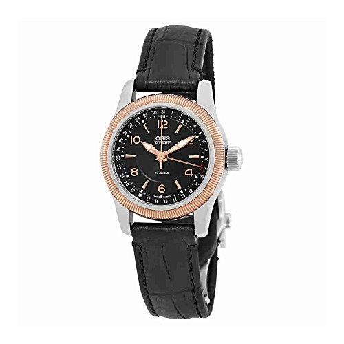Oris Big Crown Pointer Date Automatic Black Dial Ladies Watch 01 584 7626 4364-07 5 15 (Big Crown Pointer)