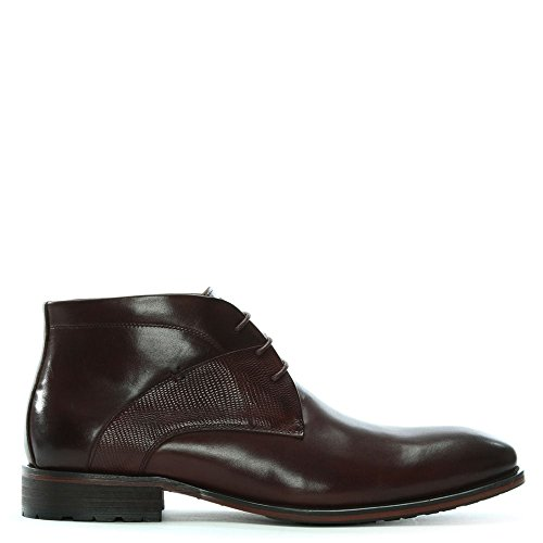 Brown Daniel Daniel Yarcombe Ankle Brown Leather Boots Yarcombe Boots Ankle Daniel Leather Yarcombe Leather Brown Leather Brown wAqESR