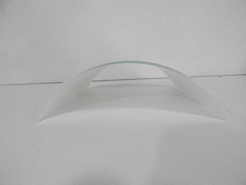 (Lightolier 40862 Bowshield Series Glass Diffuser T74254)