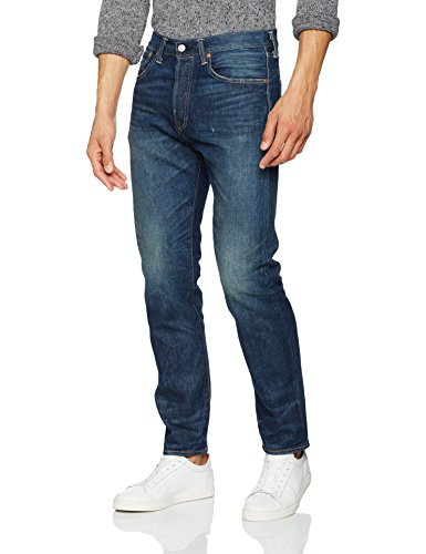 bugsy 501 Blu Tapered Homme Levi's Jeans fYA6xU